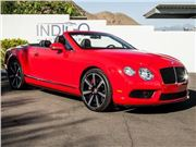 2013 Bentley Continental GTC for sale in Rancho Mirage, California 92270