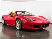 2015 Ferrari 458 Spider for sale in Plano, Texas 75093