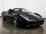 2014 Ferrari 458 Spider for sale in Plano, Texas 75093