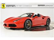 2016 Ferrari 488 Spider for sale in Fort Lauderdale, Florida 33308