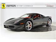 2014 Ferrari 458 Italia for sale in Fort Lauderdale, Florida 33308
