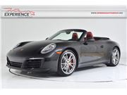 2017 Porsche 911 Carrera 4S Cabriolet for sale in Fort Lauderdale, Florida 33308