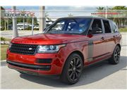 2017 Land Rover Range Rover HSE Td6 for sale in Fort Lauderdale, Florida 33308