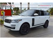 2015 Land Rover Range Rover Supercharged for sale in Fort Lauderdale, Florida 33308
