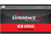 2014 Maserati GranTurismo Convertible for sale in Fort Lauderdale, Florida 33308