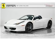 2015 Ferrari 458 Spider for sale in Fort Lauderdale, Florida 33308
