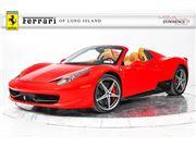 2012 Ferrari 458 Spider for sale in Fort Lauderdale, Florida 33308