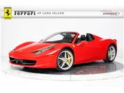 2013 Ferrari 458 Spider for sale in Fort Lauderdale, Florida 33308