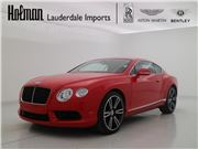 2015 Bentley Continental GT V8 for sale in Fort Lauderdale, Florida 33304