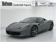 2012 Ferrari 458 Italia for sale in Fort Lauderdale, Florida 33304