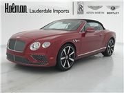 2018 Bentley Continental for sale in Fort Lauderdale, Florida 33304