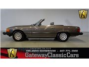 1985 Mercedes-Benz 380SL for sale in Lake Mary, Florida 32746