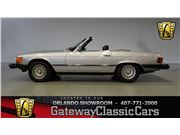 1980 Mercedes-Benz 450SL for sale in Lake Mary, Florida 32746