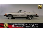 1983 Mercedes-Benz 380 SL for sale in Lake Mary, Florida 32746