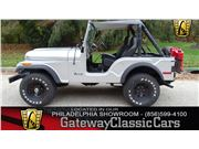 1975 Jeep CJ5 for sale in West Deptford, New Jersey 8066