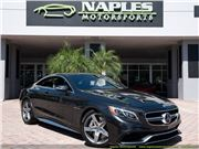 2016 Mercedes-Benz AMG S 63 for sale in Naples, Florida 34104