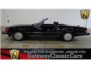 1989 Mercedes-Benz 560 SL for sale in West Deptford, New Jersey 8066