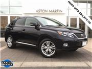 2011 Lexus RX for sale in Downers Grove, Illinois 60515