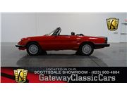 1989 Alfa Romeo Spider for sale in Deer Valley, Arizona 85027