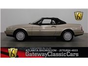 1990 Cadillac Allante for sale in Alpharetta, Georgia 30005