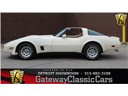 1981 Chevrolet Corvette for sale in Dearborn, Michigan 48120