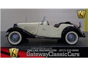 1953 MG TD for sale in DFW Airport, Texas 76051
