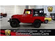 1981 Toyota FJ40 for sale in Coral Springs, Florida 33065