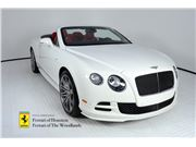2015 Bentley Continental GTC Speed for sale in Houston, Texas 77057