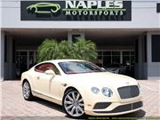 2017 Bentley Continental GT V8 for sale in Naples, Florida 34104