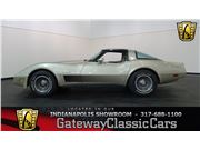 1982 Chevrolet Corvette for sale in Indianapolis, Indiana 46268