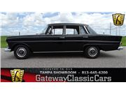 1967 Mercedes-Benz 200 for sale in Ruskin, Florida 33570