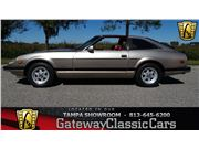 1982 Nissan 280ZX for sale in Ruskin, Florida 33570