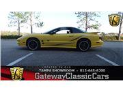 2002 Pontiac Firebird for sale in Ruskin, Florida 33570