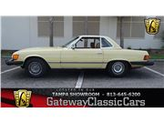 1979 Mercedes-Benz 450SL for sale in Ruskin, Florida 33570