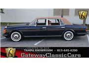 1990 Rolls-Royce Silver Spur for sale in Ruskin, Florida 33570