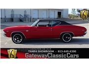 1969 Chevrolet Chevelle for sale in Ruskin, Florida 33570