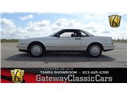 1993 Cadillac Allante for sale in Ruskin, Florida 33570