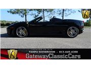 2007 Ferrari F430 Spider for sale in Ruskin, Florida 33570