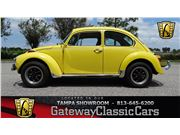 1974 Volkswagen Super Beetle for sale in Ruskin, Florida 33570