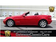 2004 Mercedes-Benz SLK230 for sale in Coral Springs, Florida 33065