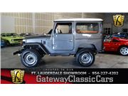 1977 Toyota FJ40 for sale in Coral Springs, Florida 33065
