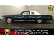 1975 Cadillac DeVille for sale in Memphis, Indiana 47143