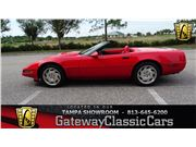 1994 Chevrolet Corvette for sale in Ruskin, Florida 33570