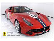2017 Ferrari F12berlinetta 70TH Anniversary for sale in Houston, Texas 77057