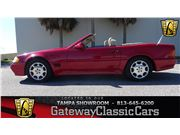 1995 Mercedes-Benz SL500 for sale in Ruskin, Florida 33570
