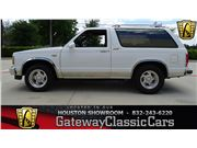 1988 Chevrolet Blazer for sale in Houston, Texas 77090