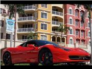 2010 Ferrari 458 Italia for sale in Naples, Florida 34104