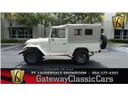 1981 Toyota FJ43 for sale in Coral Springs, Florida 33065