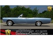 1967 Lincoln Continental for sale in DFW Airport, Texas 76051