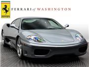 2003 Ferrari 360 Modena for sale in Sterling, Virginia 20166